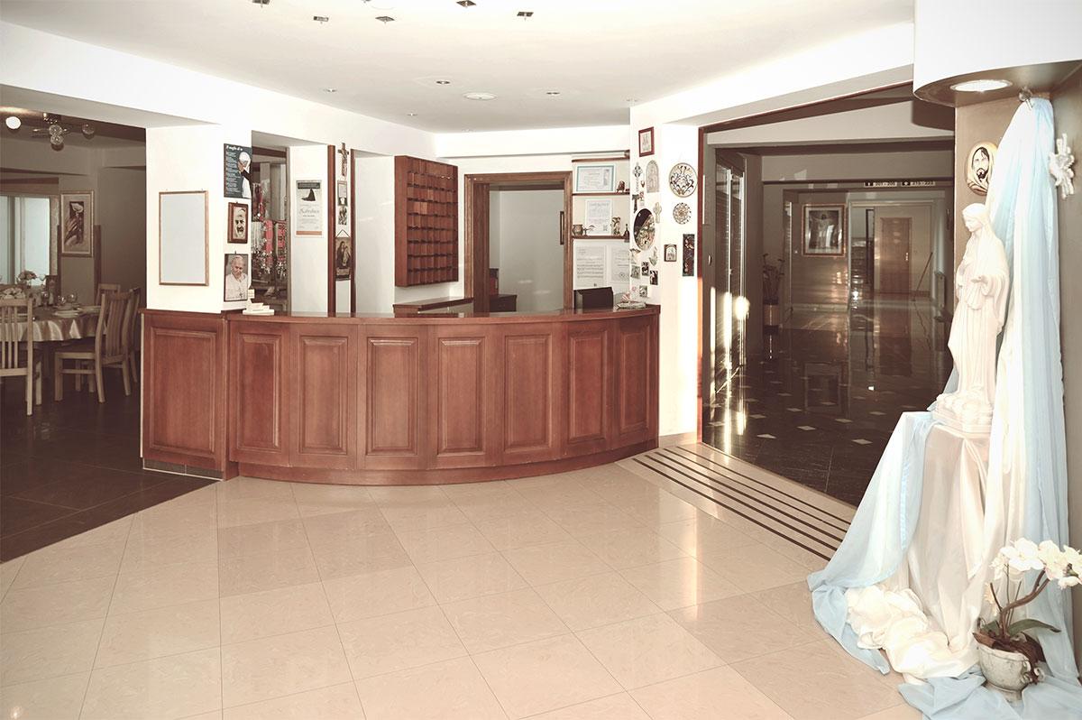 recepcija soba rooms trokrevetna hotel branco medjugorje